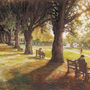 Autumn Sun, Richmond Green