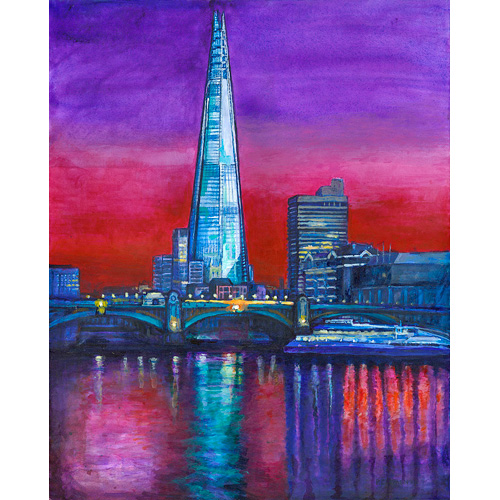 The Shard, London