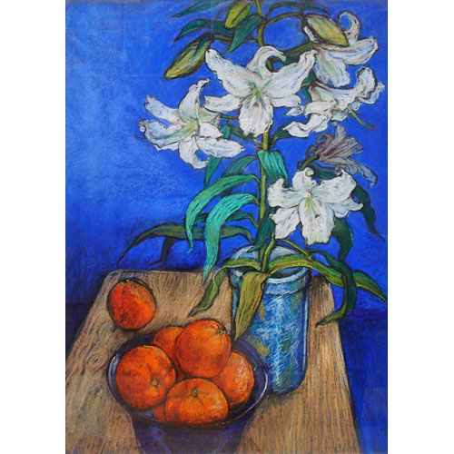 Oranges and Lillies